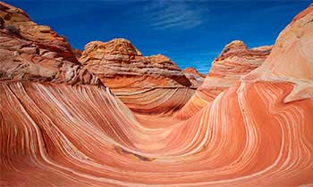 Wave II, Coyote buttes north Arizona USA