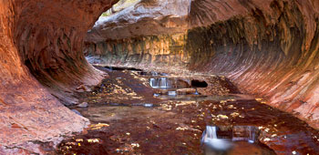 Subway II, Zion National Park, Utah