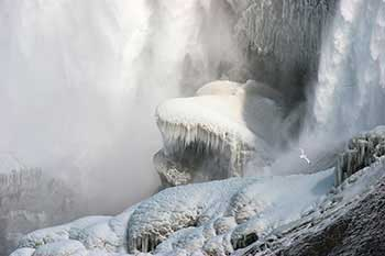 Niagara falls, Winter 2006